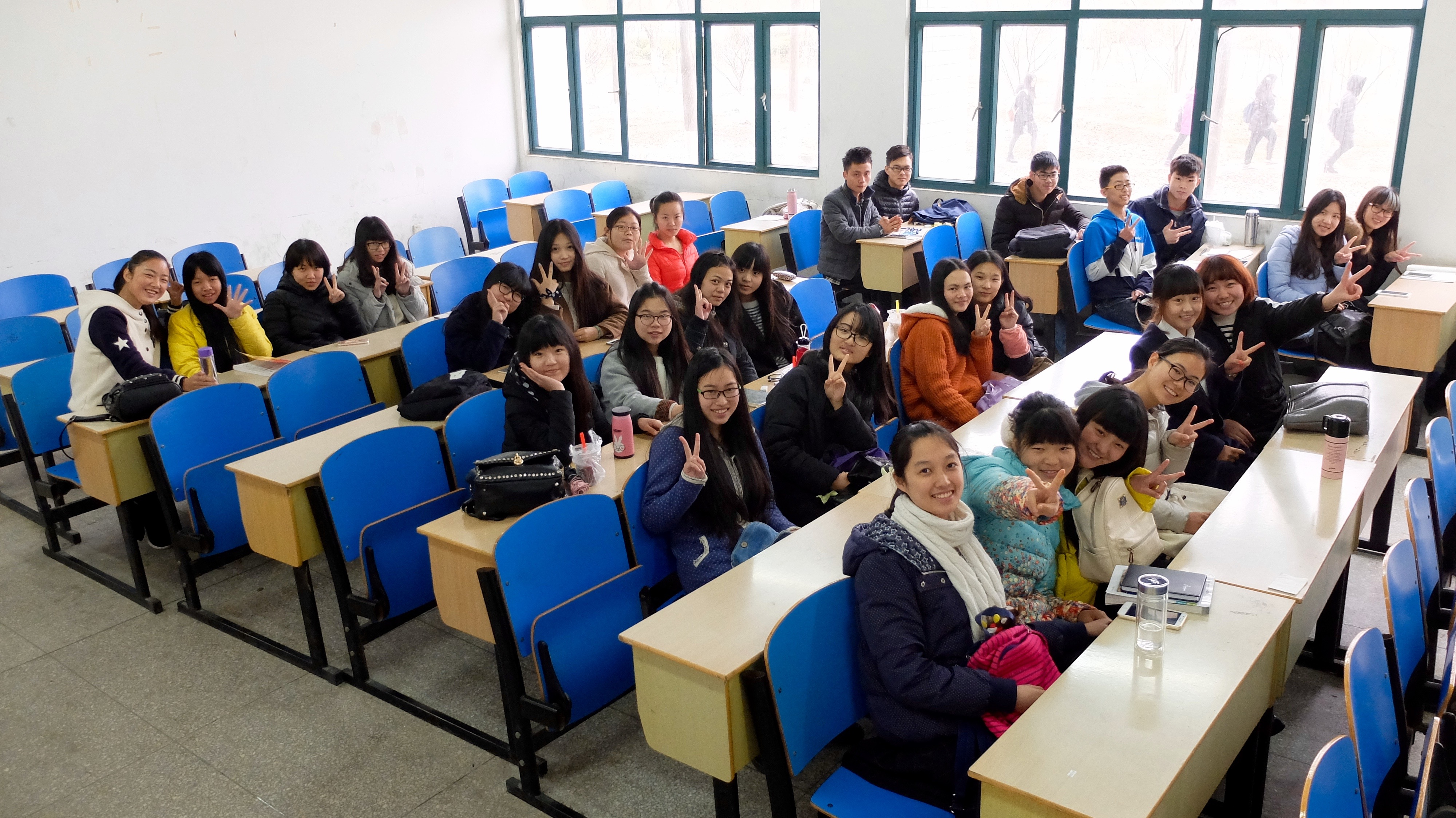 Teaching At A Chinese University Teach English In China