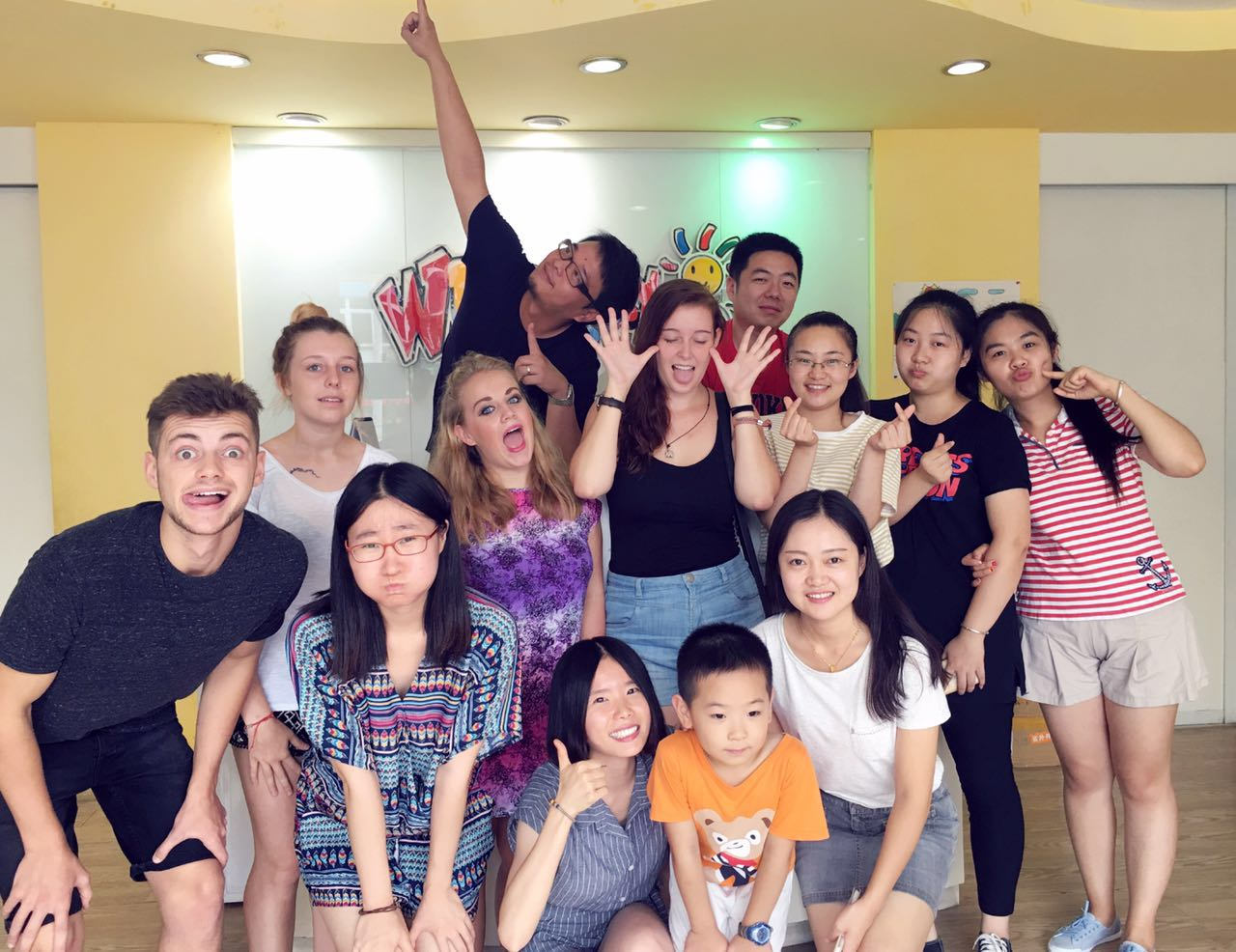 China's Students Are Sharing Their Secrets … In English