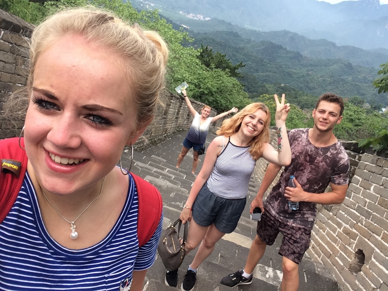 Natasha Blackburn A Summer In Xuzhou Teach English In