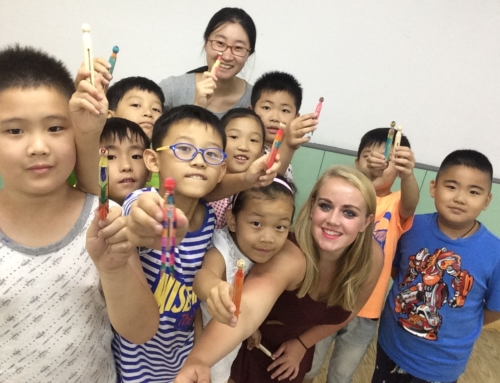Teaching in China vs South Africa: How do they compare?