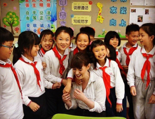 5 Reasons to Work at a Chinese State School