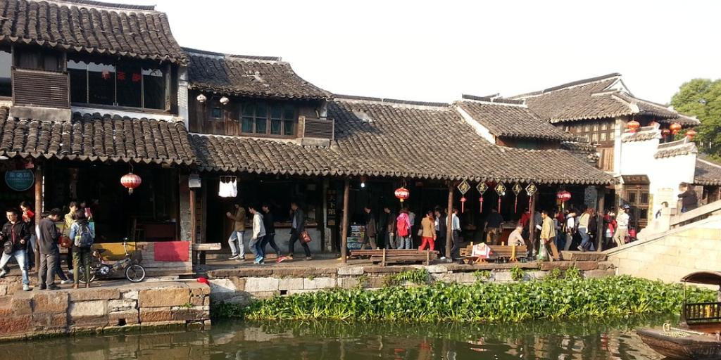 small-chinese-city
