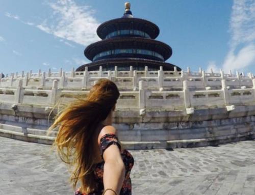 Supriya: Homestay in Beijing