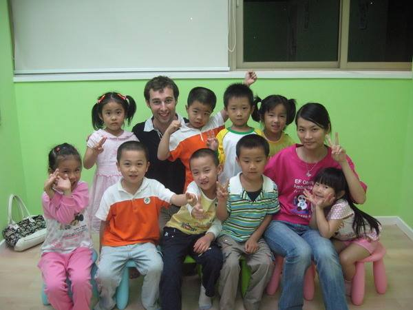 teach English in China