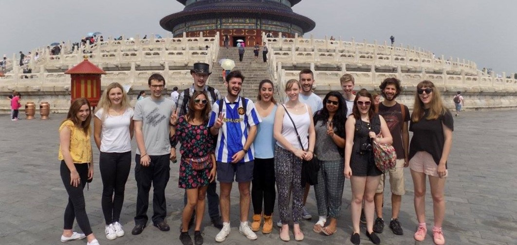 homestays in Beijing and Shanghai