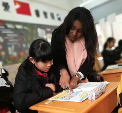 esl teaching in china