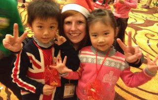 getting to know your students in china