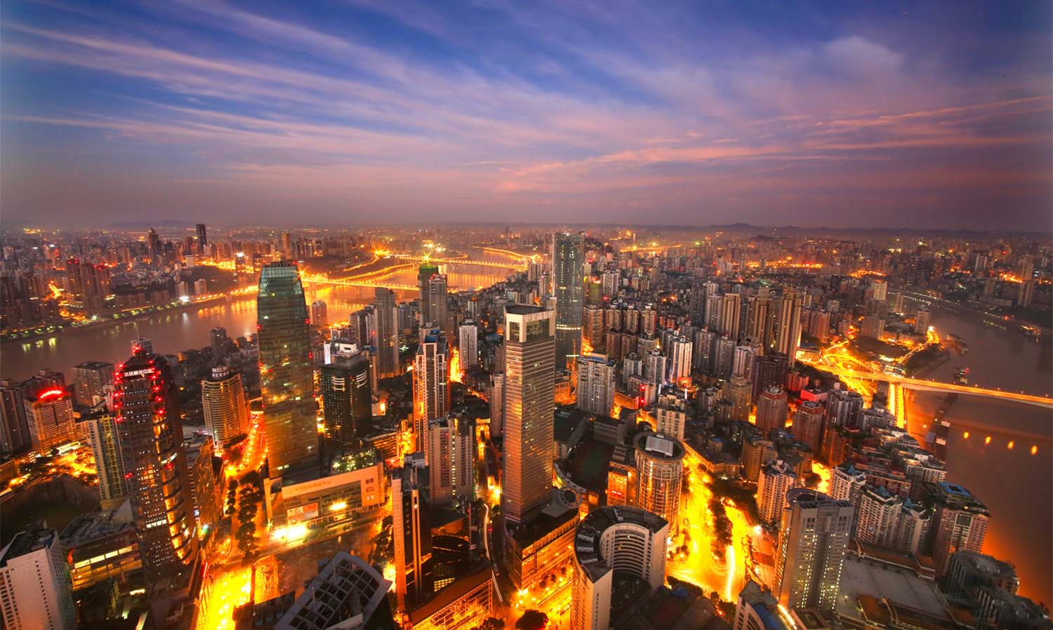 teach english in Chongqing