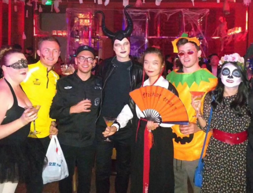 What Halloween is like in China