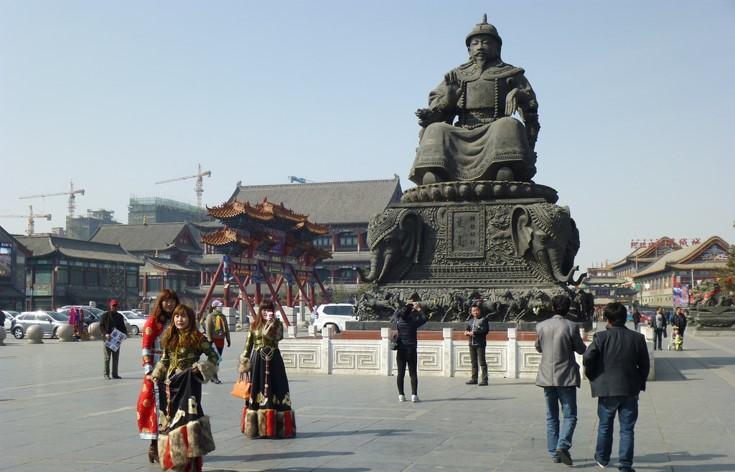 teaching english in inner mongolia