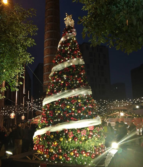 christmas markets in shanghai