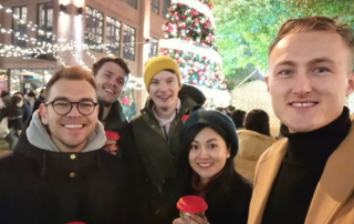 what's it like at christmas in China