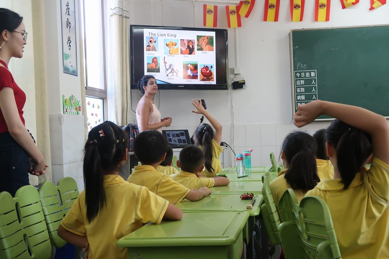 teach english abroad this summer