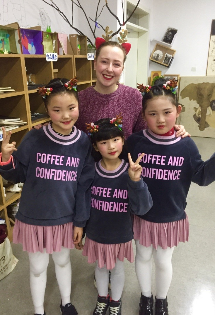 teaching english in Chinese primary school