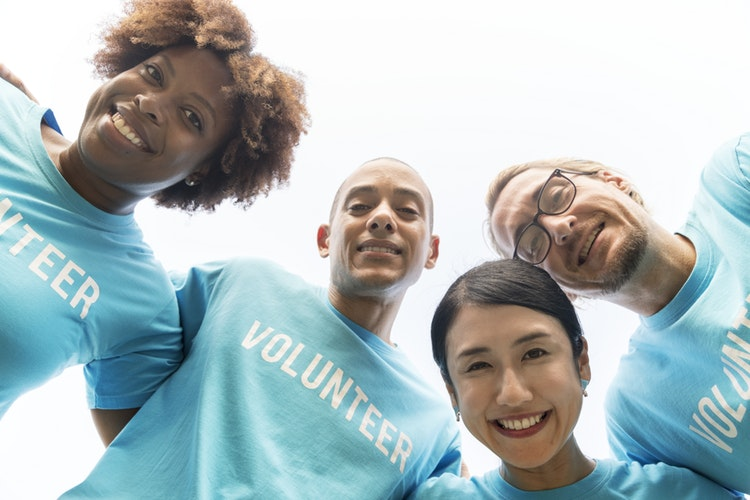 volunteer positions in China