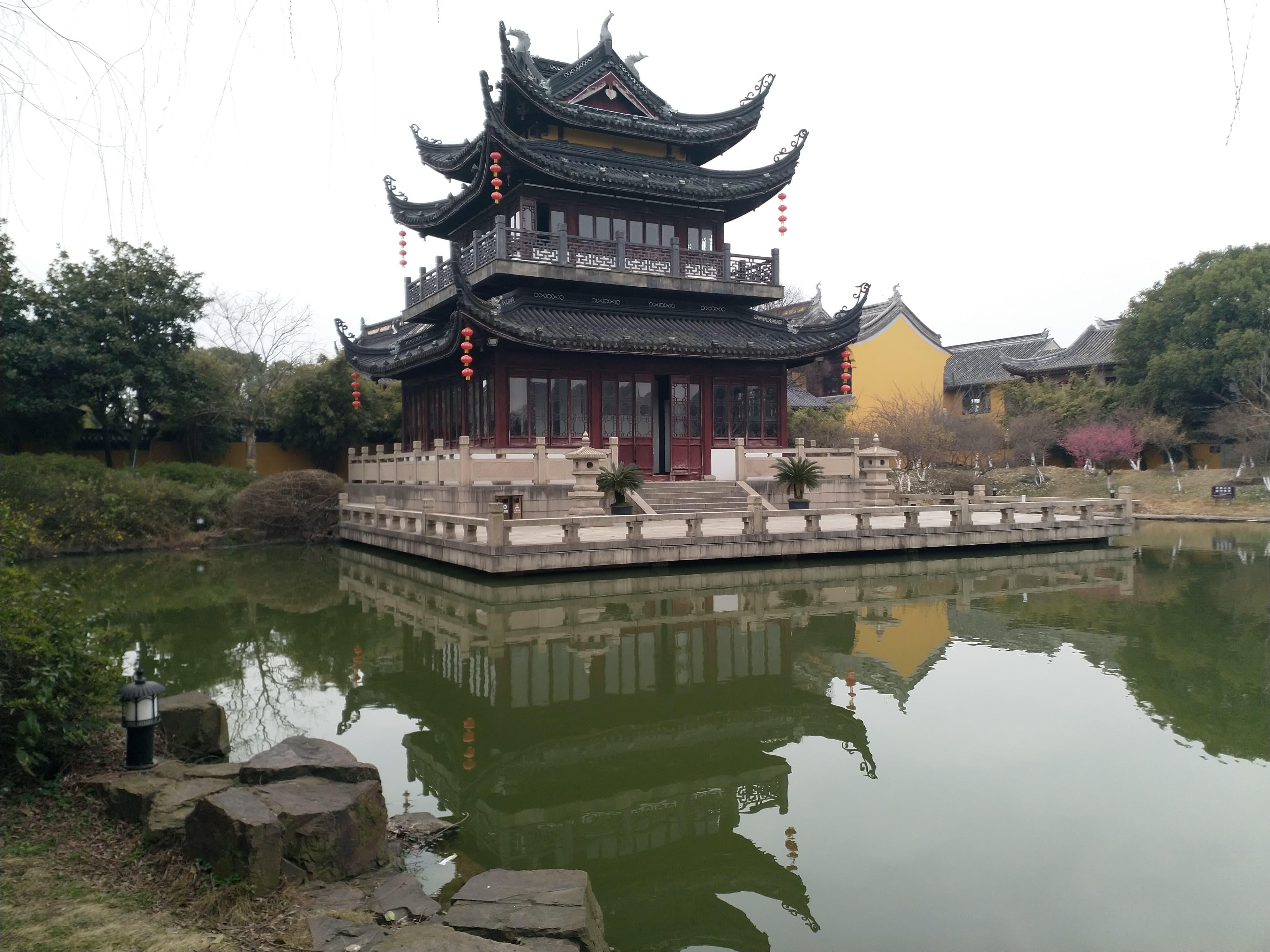 teaching english in Suzhou