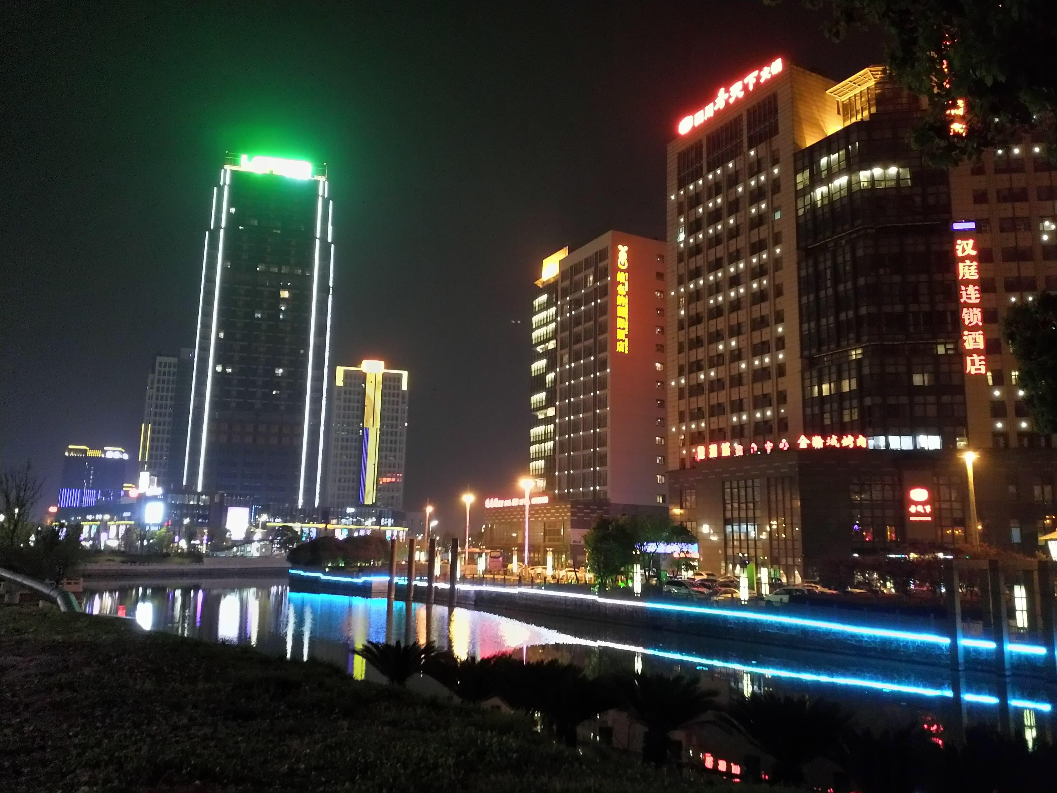 living in suzhou