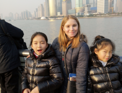 My Homestay Experience in Shanghai