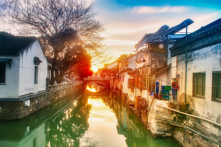 weekend trips from shanghai