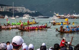 dragon boat races china