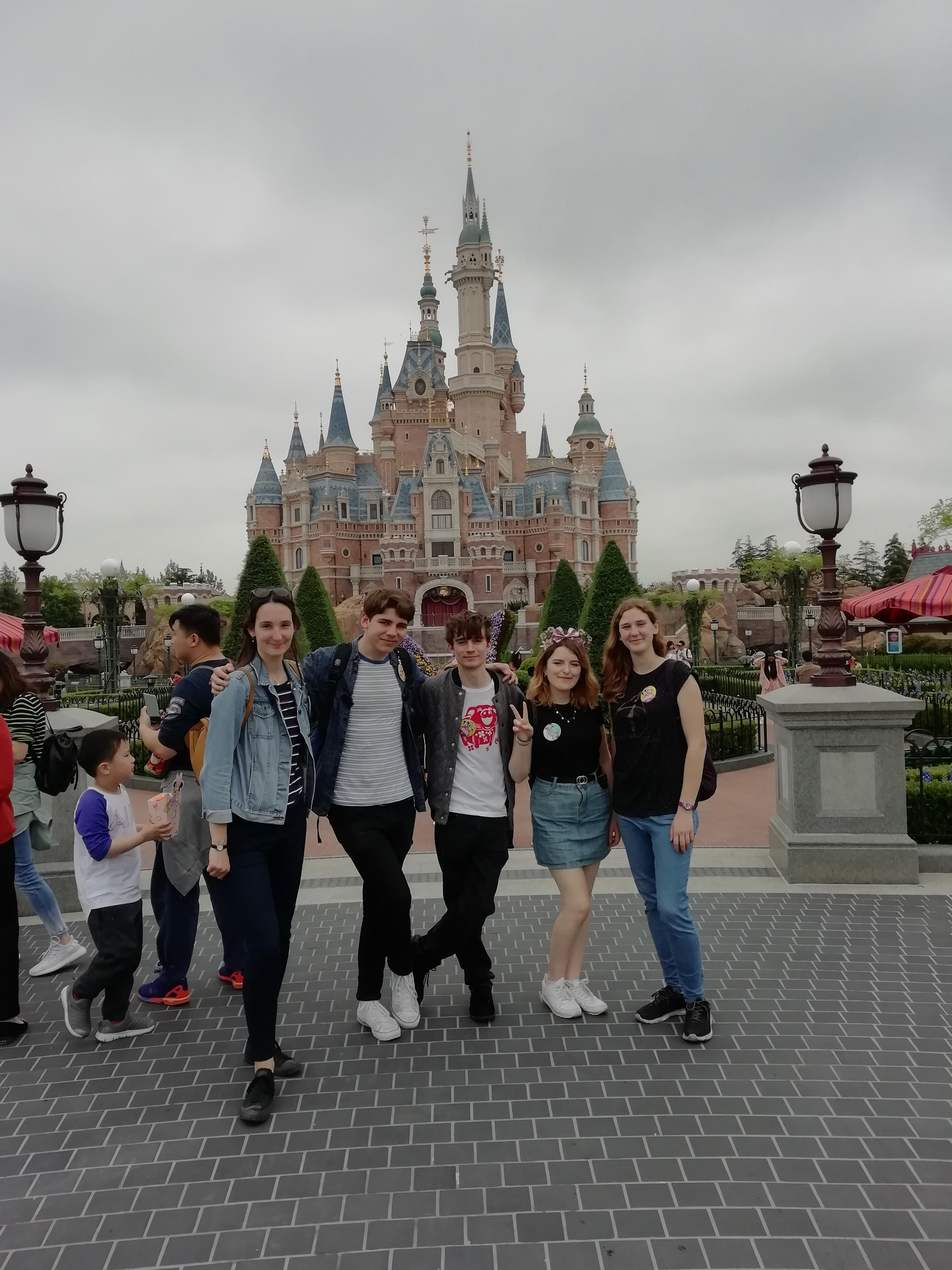 shanghai disneyland trips