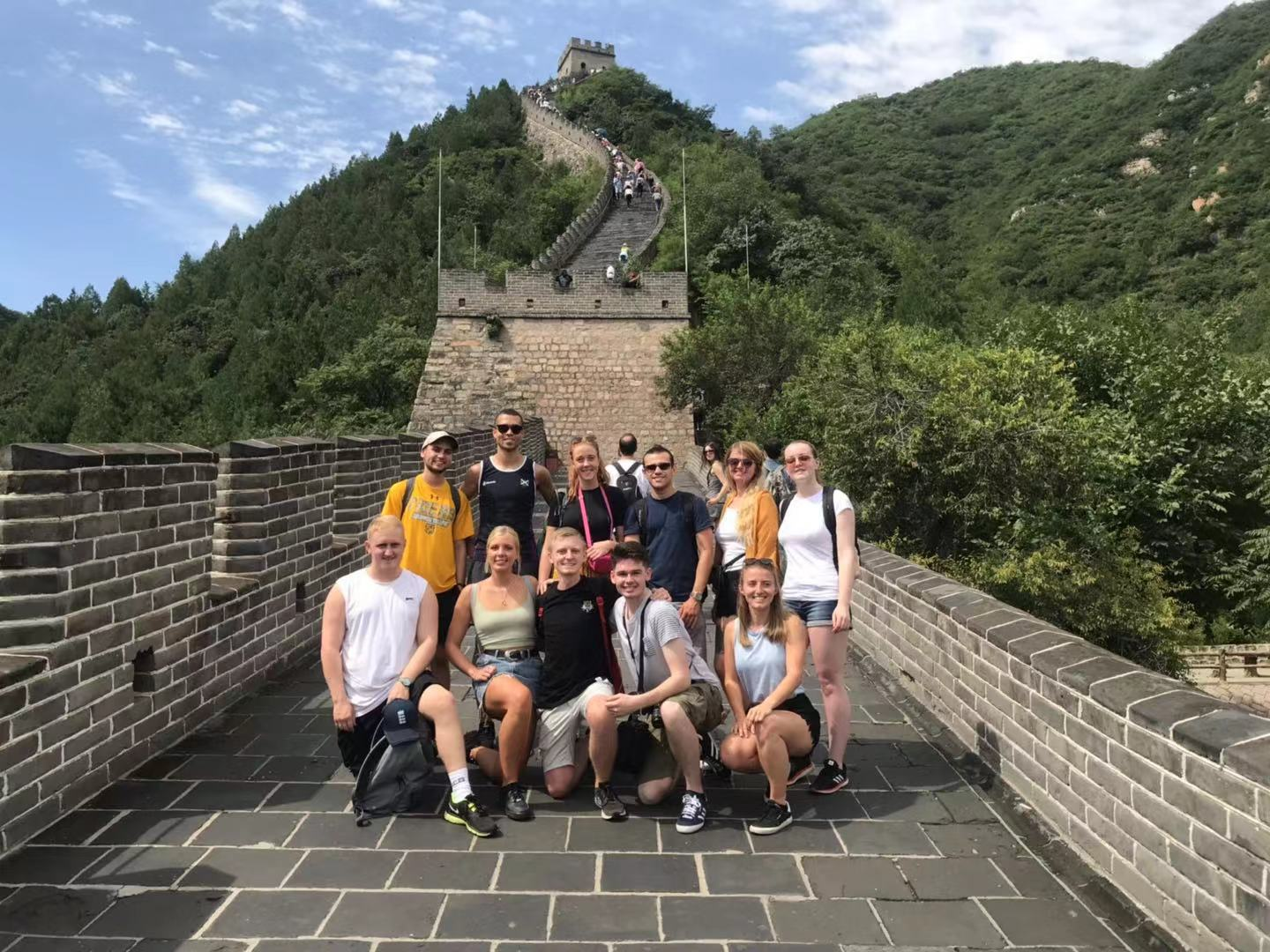 trips to the great wall