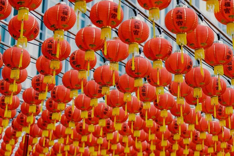 celebrating chinese new year in china