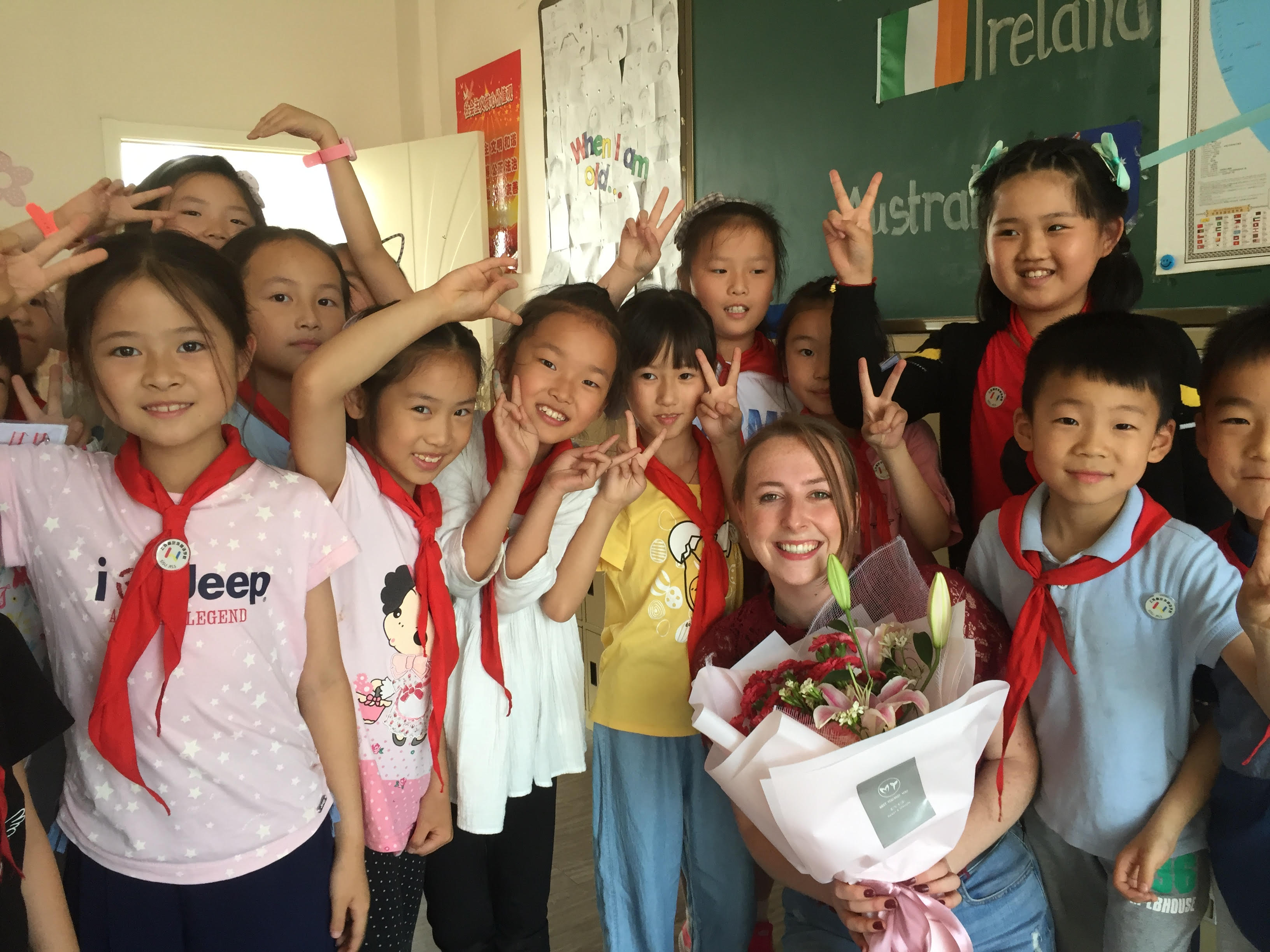 truth about teaching abroad