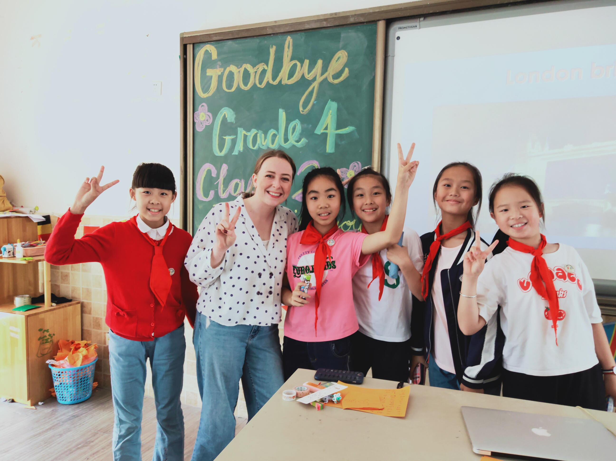 stories of people teaching in china