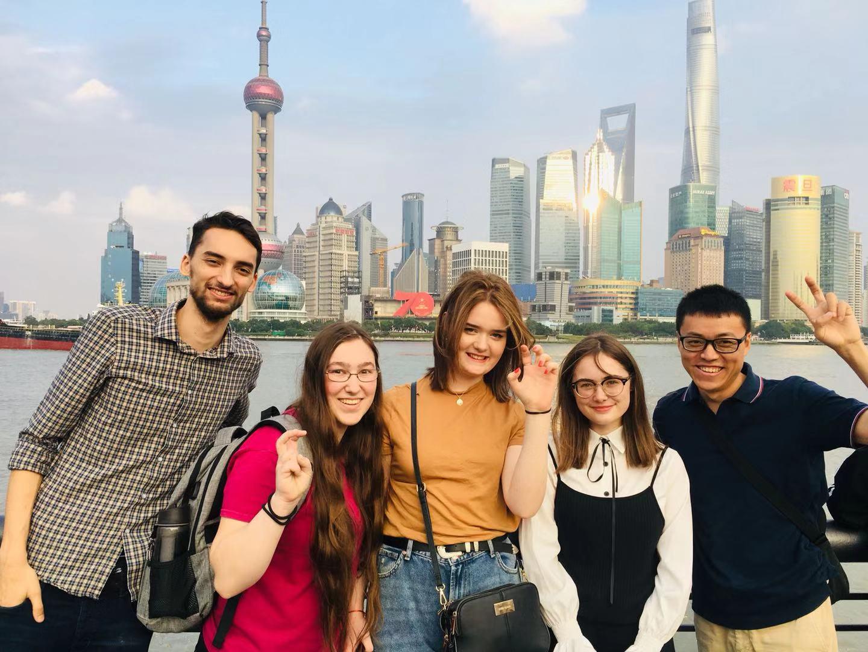 finding teaching jobs in shanghai