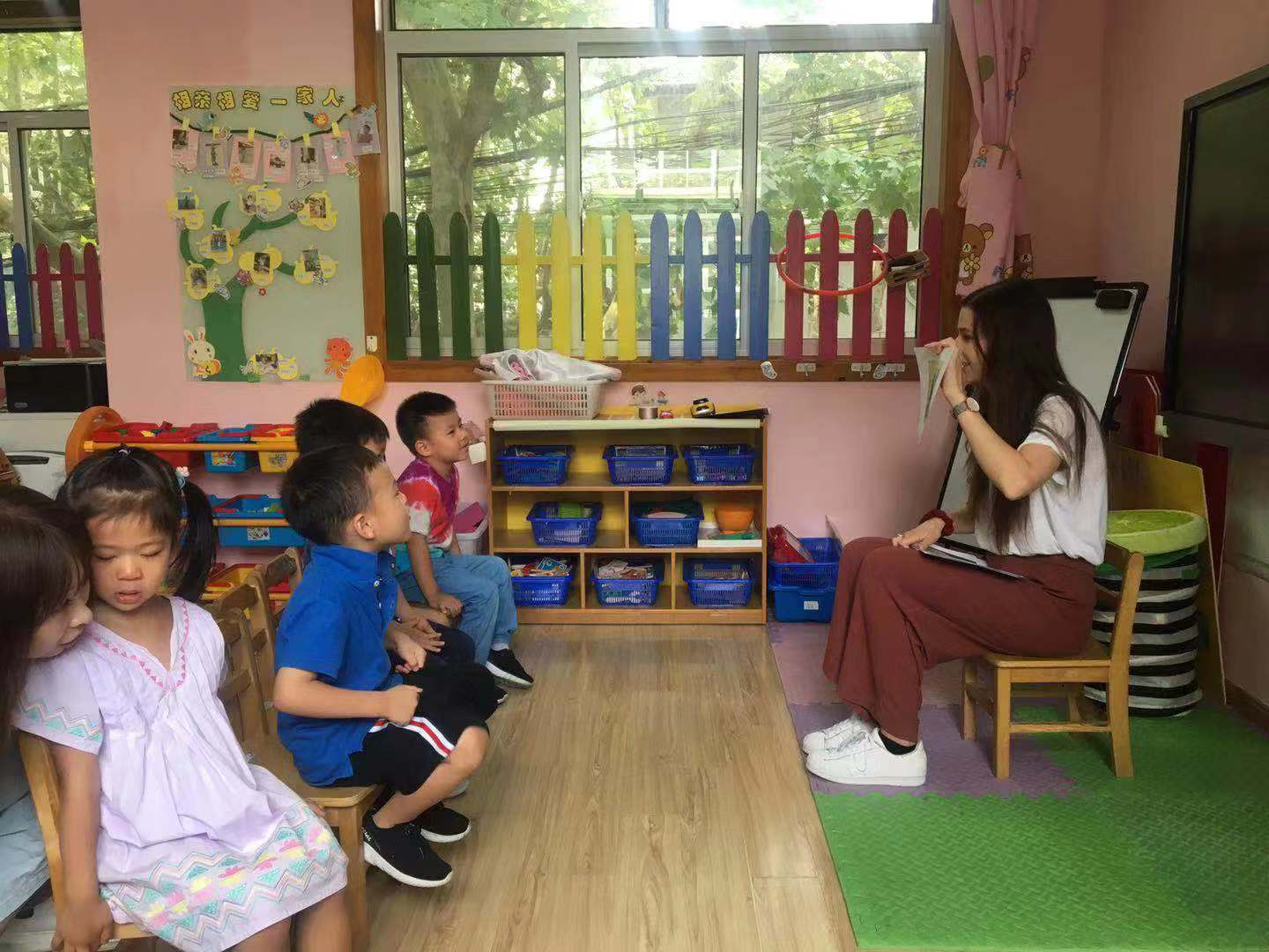 kindergarten teaching jobs in shanghai