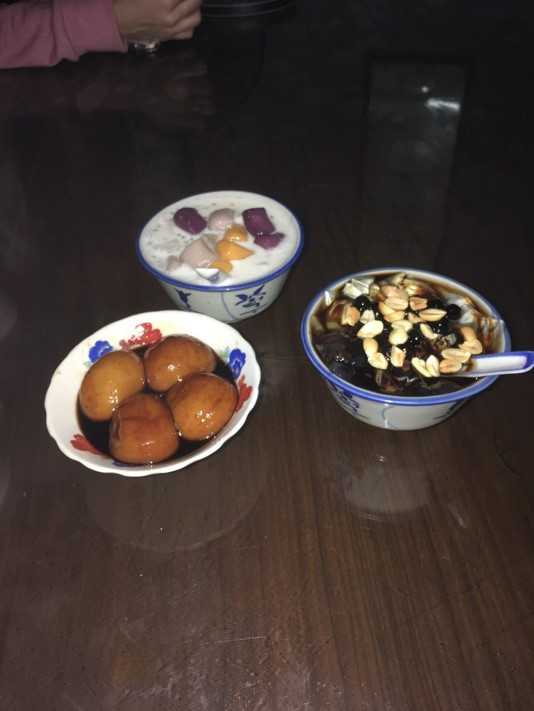 what food to try in xiamen