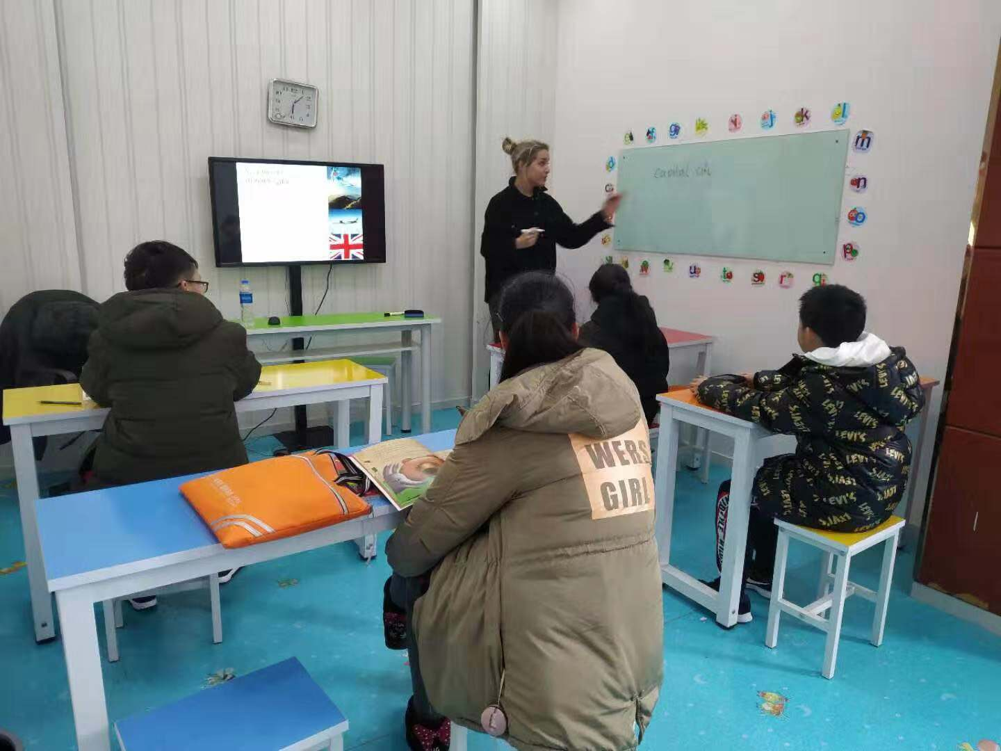 tips for teaching in china